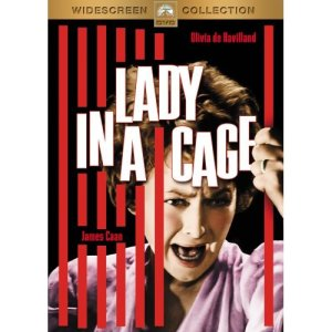 Lady in a cage - Walter Grauman